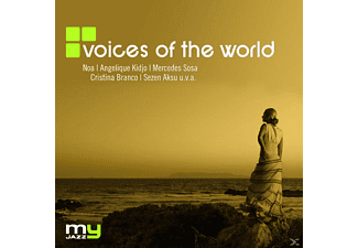 VARIOUS - Voices Of The World (My Jazz) - (CD)