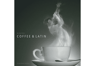 VARIOUS - A Tasty Sound Collection: Coffee& Latin - (CD)