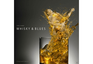 VARIOUS - A Tasty Sound Collection: Whiskey & Blues - (CD)