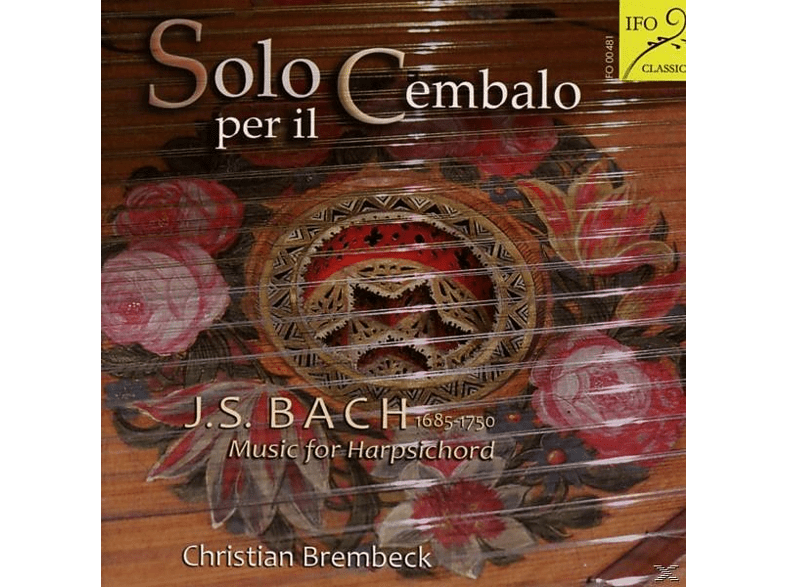 Christian Brembeck - Solo Cembalo [CD]
