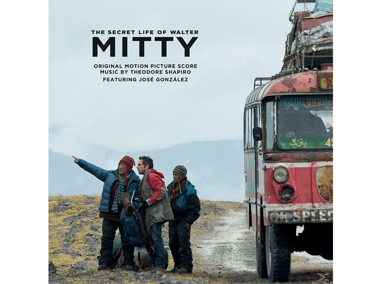 OST/VARIOUS - SECRET LIFE OF WALTER MITTY [Vinyl]