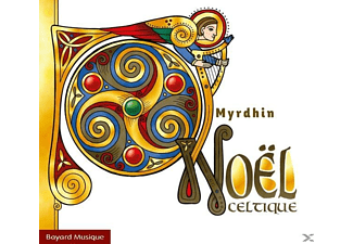 Myrdhin - NOEL CELTIQUE - (CD)