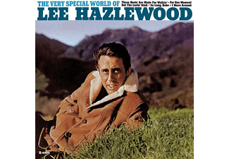 Lee Hazlewood - THE VERY SPECIAL WORLD OF LEE HAZLE - (CD)