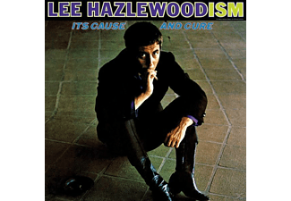 Lee Hazlewood - ITS CAUSE AND CURE - (CD)