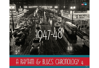 V. A. - A RHYTHM & BLUES CHRONOLOGY 1947-48 - (CD)