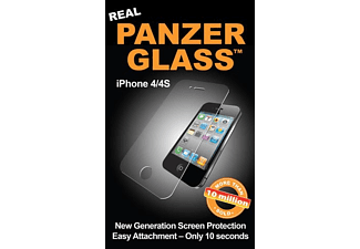 PANZERGLASS 010460, Schutzglas, Transparent, passend für Apple iPhone 4/4S