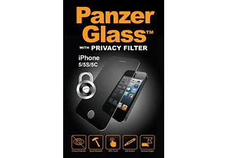 PANZERGLASS 1029, Schutzglas, Transparent, passend für Apple iPhone 5