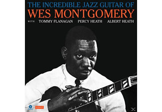 Wes Montgomery - The Incredible Jazz Guitar Of - (Vinyl)