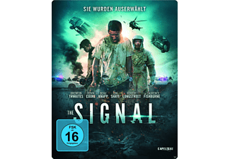 The Signal (Limited Edition) - (Blu-ray)