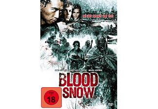 Blood Snow-Du bist so gut wie tot! - (DVD)