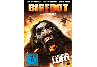 Bigfoot-Die Legende lebt! - (DVD)