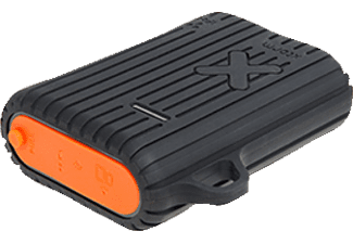 XTORM AL420 Xtreme 10.000 Wasserdichte Power Bank 10.000 mAh Schwarz/Orange