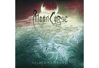 Moon Curse - Spirit Remains [CD]