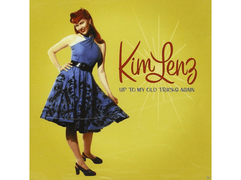 Kim Lenz - Up To My Old Tricks Again [CD]