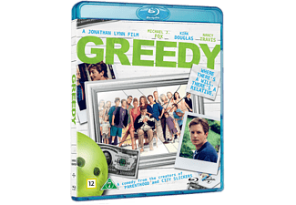 Greedy Blu-ray