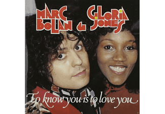 Marc Bolan - To Know You Is To Love You - (Vinyl)
