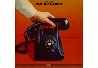 Gin Lady - Call The Nation (Black Colored Vinyl) - (Vinyl)