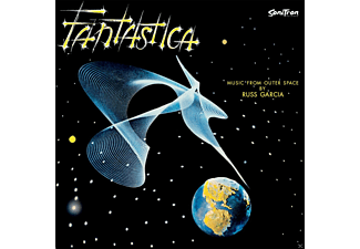 Russ And His Orchestra Garcia - Fantastica-Music From Outer Space - (Vinyl)