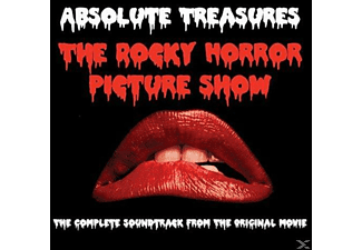 Rocky Horror Picture Show - The Rocky Horror Picture Show-Absolute Treasures - (Vinyl)