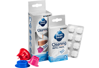 SCANPART Clean Bean Reinigingsset