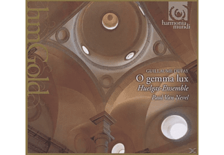 Paul Van Nevel / Huelgas Ensemble - O Gemma Lux - (CD)