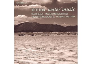 Bezaly & Rascher Quart - Water Music - (CD)