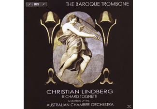 Billy Idol, Oskar Frederik Lindberg, Tognetti, Valve, Rathbone - THE BAROQUE TROMBONE - (CD)