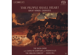 The Blaze - The People Shall Hear! Große Chöre - (SACD Hybrid)