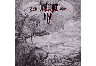 Destroyer 666 - Cold Steel...For An Iron Age (Re-Release Incl.Bon - (CD)