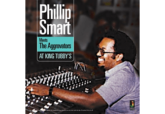 Phillip Smart - At King Tubby's - (Vinyl)
