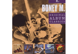 Boney M. - Original Album Classics - (CD)