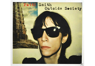 Patti Smith - Outside Society [CD]