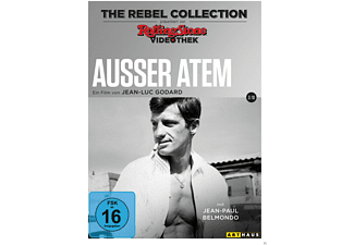 Außer Atem (Rebel Collection) - (DVD)