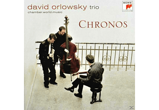 David Orlowsky Trio - Chronos - (CD)
