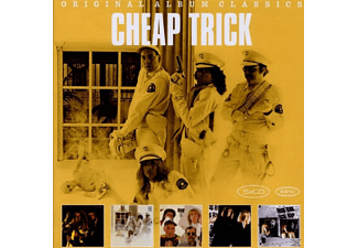 Cheap Trick - Original Album Classics - (CD)