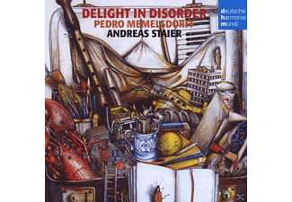 Andreas Staier - Delight In Disorder/English Music For Recorder And - (CD)