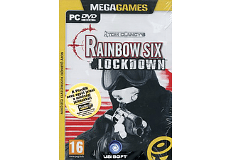 Tom Clancy's: Rainbow Six Lockdown MG (PC)