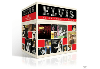 Elvis Presley - The Perfect Elvis Presley Collection - (CD)