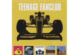 Teenage Fanclub - Original Album Classics - (CD)