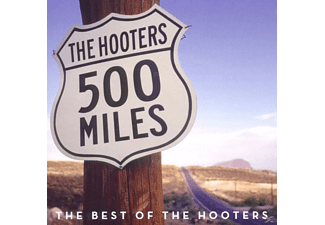 The Hooters - 500 Miles-The Best Of - (CD)