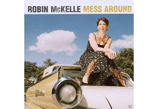Robin McKelle - Mess Around - (CD)