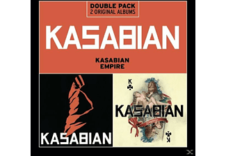 Kasabian - Kasabian/Empire - (CD)