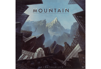 Mountain - Go For Your Life - (Vinyl)