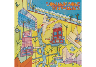 Jon Anderson - In The City Of Angels - (Vinyl)