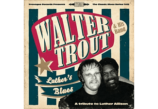Walter Trout - Luther's Blues-A Tribute To Luther All - (Vinyl)