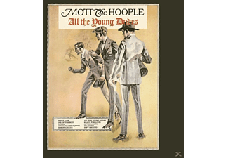 Mott the Hoople - All The Young Dudes - (Vinyl)