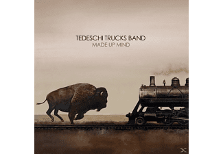 Tedeschi Trucks Band - MADE UP MIND - (Vinyl)