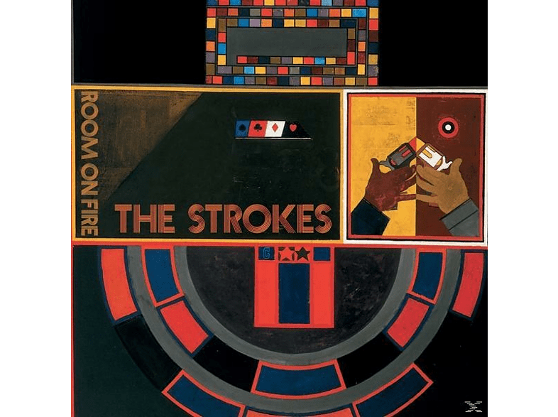 The Strokes - Room On Fire [Vinyl]