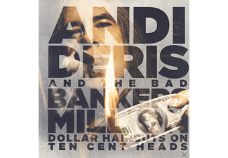 Andi & Bad Bankers Deris - Million Dollar Haircuts On Ten Cent Heads - (Vinyl)