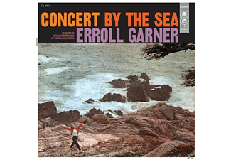 Erroll Garner - Concert By The Sea (Vinyl LP (nagylemez))